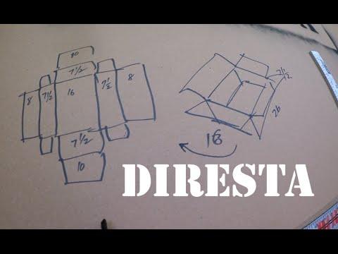 ✔ DiResta Fast Fedex Box