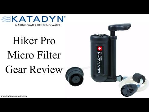 Katadyn Hiker Pro Micro Filter Review