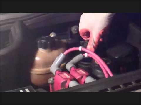 Mini Cooper Power Steering Fluid
