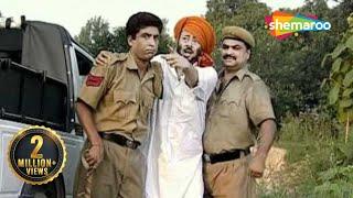 Jaswinder Bhalla : Top Comedy Scene - Cops Take Rs 500 Bribe - Layi Lagg - Comedy Movie