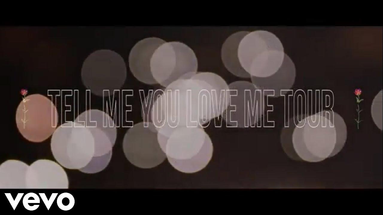 Demi Lovato - Tell Me You Love Me World Tour DVD