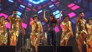 Mehjabin Chowdhury Stage Dance Shakib Khan Apu Biswas Ferdous Purnima Siam Ahmed