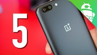5 OnePlus 5 Features Every Android Phone Needs