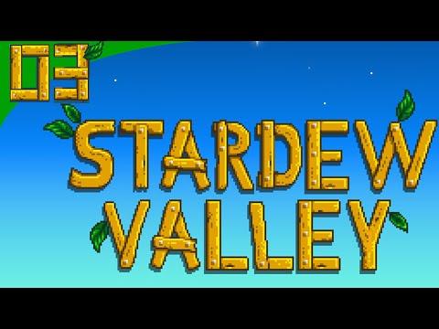 Stardew Valley | Episode 3 | Mining + Wizard!