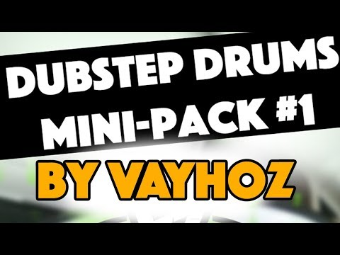 Overview | Dubstep Drums Mini Pack #1 Sample Pack by VayHoz
