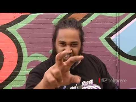 Poetry slam champ Te Kahu Rolleston to head to Canada