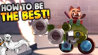 I NEED ONE GEM FOR GIANT BOX! - C A T S  Crash Arena Turbo