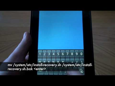Coby Kyros Android Tablet MID7015 Step by Step [HD]