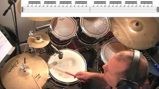 Download Sunflower- drum cover Video