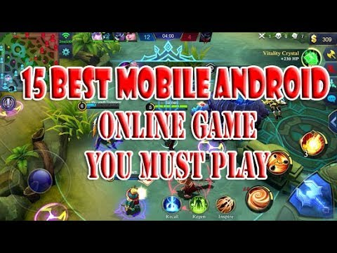 15 Best Android Online Game You Must Play