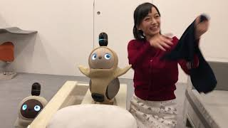 LOVOTの機能紹介デモ動画(フル版) Introduction of functions of LOVOT Full version