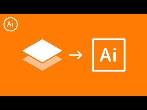 Copy Layers to New File | Illustrator Tutorial