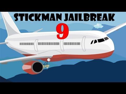 Stickman jailbreak 9 (by Starodymov games) / Android Gameplay HD