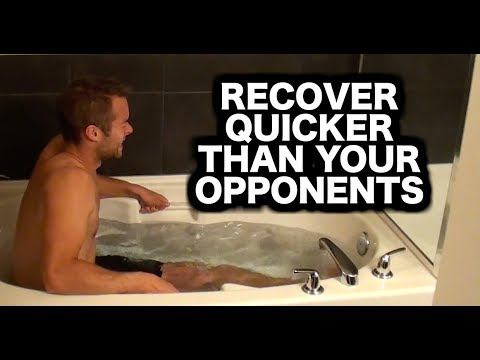 How to reduce muscle soreness & leg soreness after soccer or workout | Post match soccer recovery