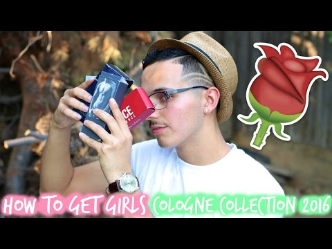 How to Get Girls | Cologne Collection 2016