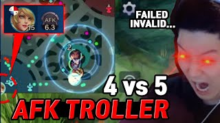 I'm not a Hayabusa player, but I know how to win with AFK   Mobile Legends