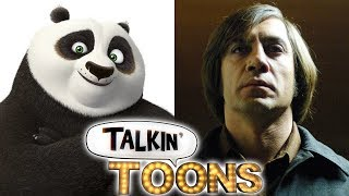 Kung Fu Panda Goes to No Country for Old Men (Talkin