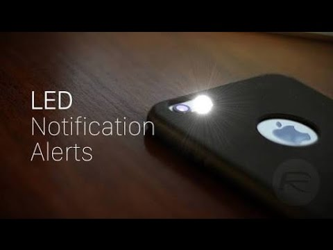 How to set flash notification alert on your phone || Android (hindi)
