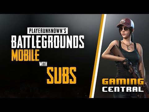 PUBG Mobile New Map (MIRAMAR) With Subs - Livestream