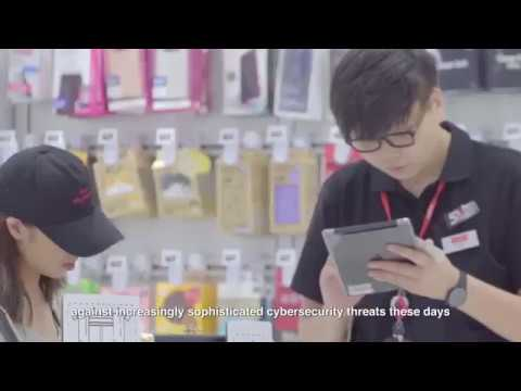 SmarTone Hongkong: Safeguarding customers' private data