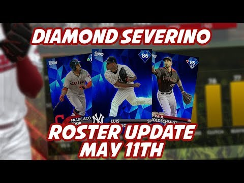 Luis Severino is Diamond! May 11 MLB The Show Roster Update!