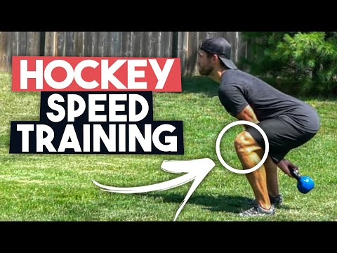How To Skate Faster - Hockey Speed Training