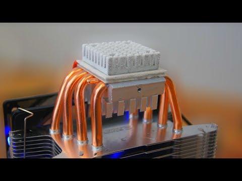 Powerful Cooler Box - DIY Peltier Freezer