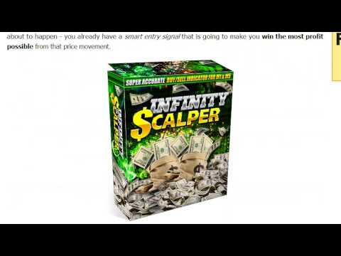 Infinity Scalper - Ultimate Forex Trading Tool