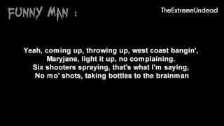 Hollywood Undead - One More Bottle [Lyrics]