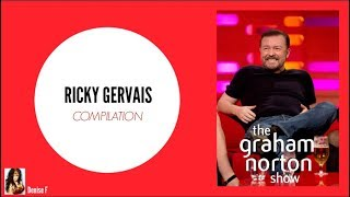 Ricky Gervais on Graham Norton