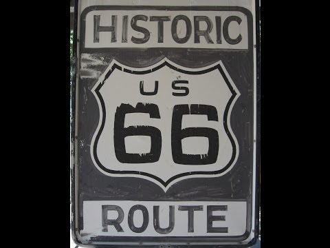 USA Mother Road 66 The Historic Route 66 Oatman Hackbeery Seligman Angel Dilgadillo