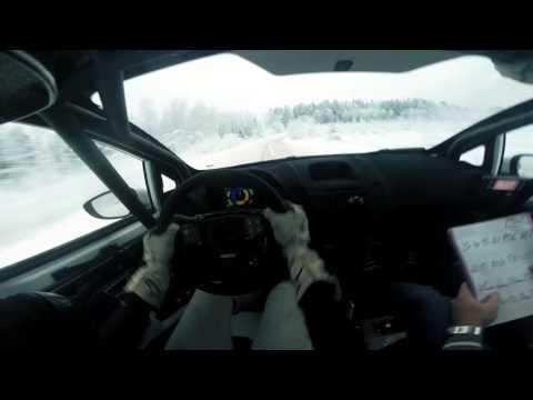 GoPro Awards: Rally Car Testing in Snow