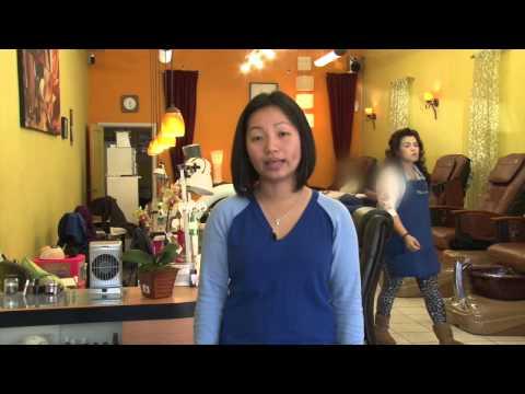 Healthy Nail Salon Program Training Video