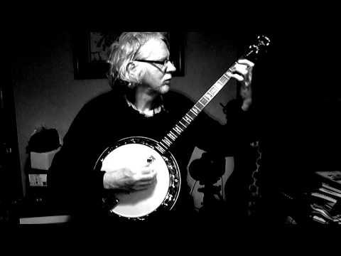 Lazy Rhythm for Plectrum Banjo - Rob MacKillop - Deering Eagle II Plectrum Banjo
