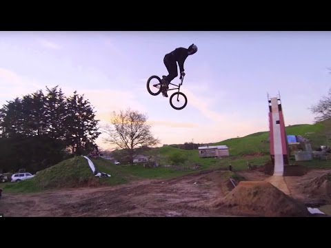 Jed Mildon Attempts World Record BMX Dirt Jumps | Dirt Dogs Ep 2