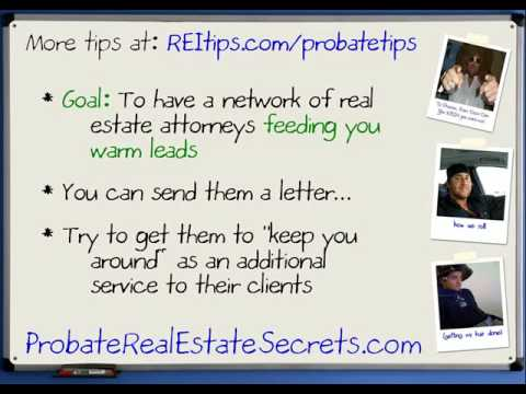 Preston Ely Probate Real Estate: Attorney Networking