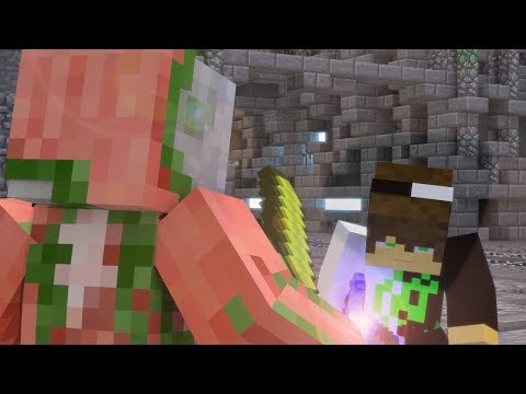 husk life - Minecraft Animation