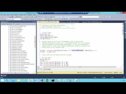 SQL SERVER 2014 - SQL Trace