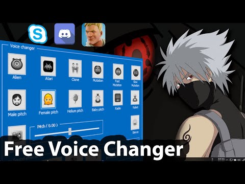 How to Setup Free Voice Changer for Windows PC (Discord, Fortnite & Skype)