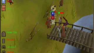 awsome castle wars battle pt.3