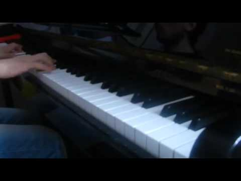Darksiders 2 - The Guardian Theme PIANO COVER