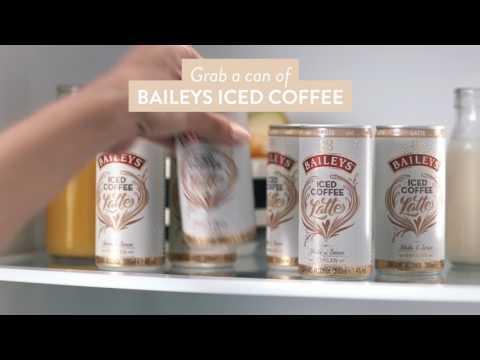 How to enjoy a NEW Baileys Iced Coffee