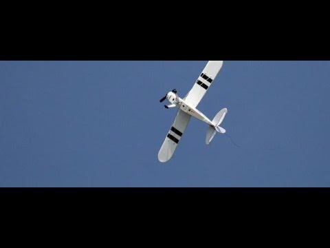Super Cub S Aerobatics