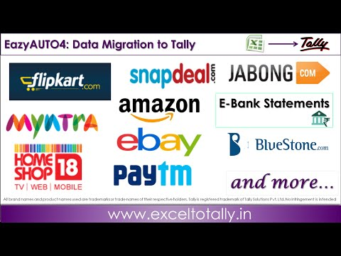 e commerce to Tally.ERP 9
