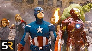 10 Times The Avengers Fought OTHER Superhero Teams