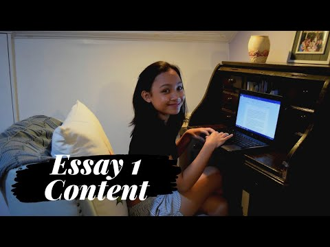 My Essay // Harvard Pre College Prompt #1
