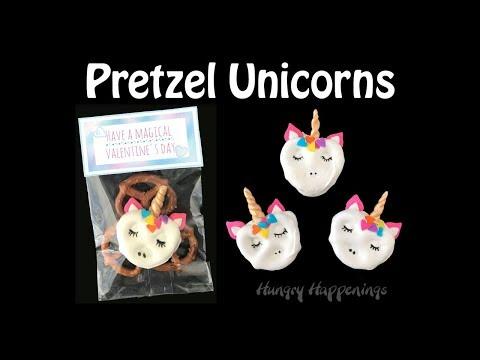 Pretzel Unicorns