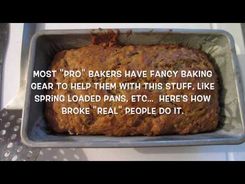 Keep your fresh baked bread Pinterest Worthy (no crumbles, no fumbles)!