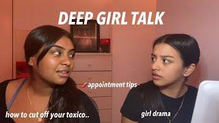 DEEP GIRL TALK GRWM