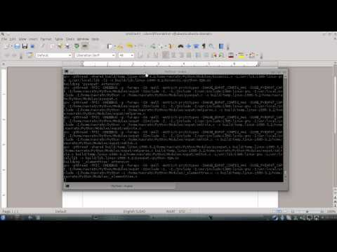 install .tar or source code file in ubuntu